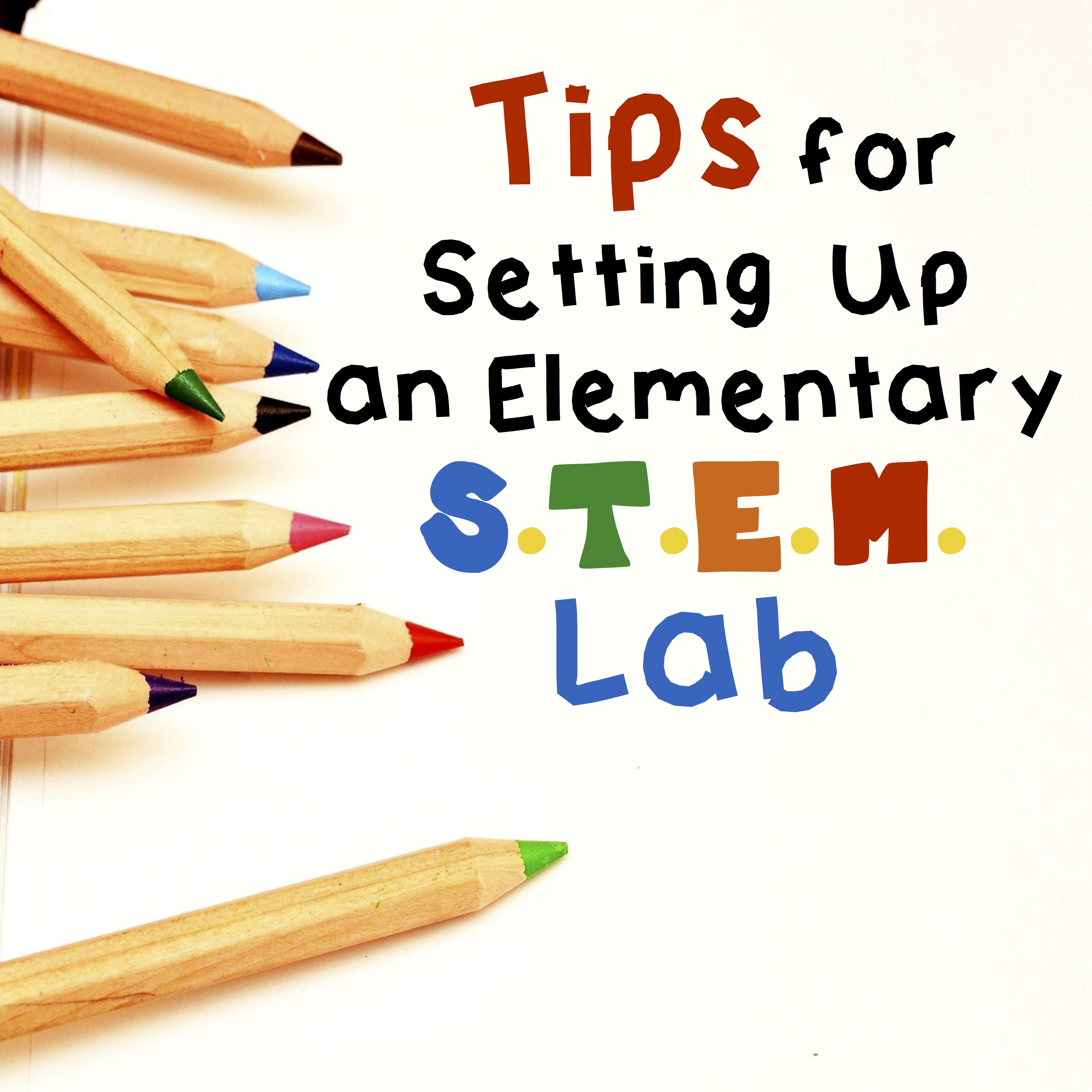 Stem School Kindergarten: Tips For Setting Up An Elementary Stem Lab